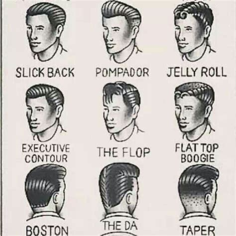names of 1920s hairstyle best 25 1950s mens hairstyles ideas on pinterest 1920s