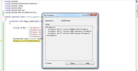 xml linq tutorial vb net beginning net net tips c tips mvc c net