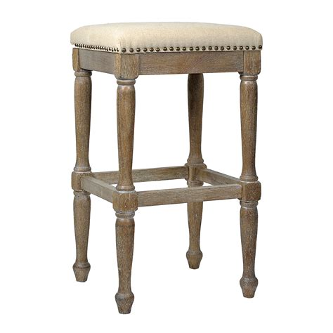 upholstered bench stool furniture french country bar stools for your home bar or