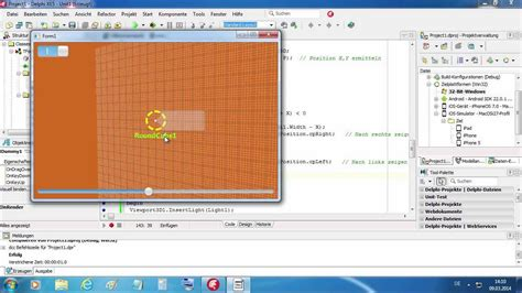 delphi ios tutorial tutorial target mark a 3d object in firemonkey xe5