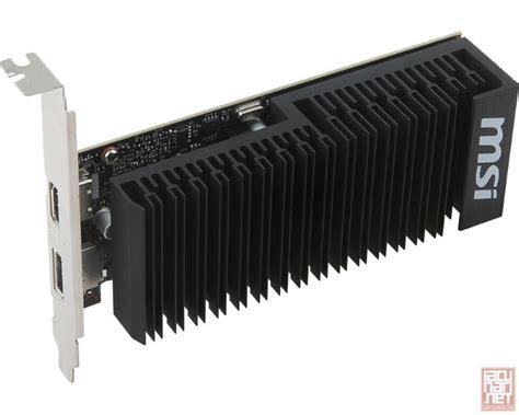 Msi Gtx 1030 2gb Ddr5 Lp Oc Limited racunari net hardware shop