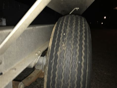 why do boat trailer tires wear on the inside unusual tire wear the hull truth boating and fishing forum