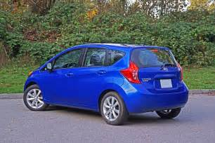 Nissan Versa Note Sl 2016 Nissan Versa Note Sl Road Test Review Carcostcanada
