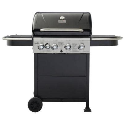 home depot gas grills char broil 4 burner propane gas grill 463211513 the home