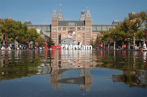 museum amsterdam netherlands rijksmuseum the most famous museum in netherlands