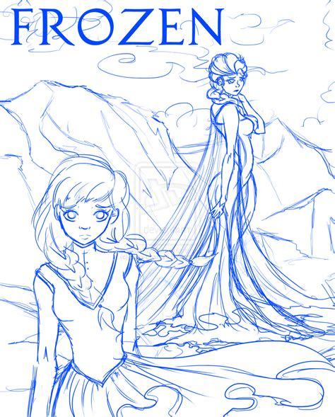 frozen french poster elsa and anna photo 35932156 fanpop frozen poster frozen fan art 35634558 fanpop