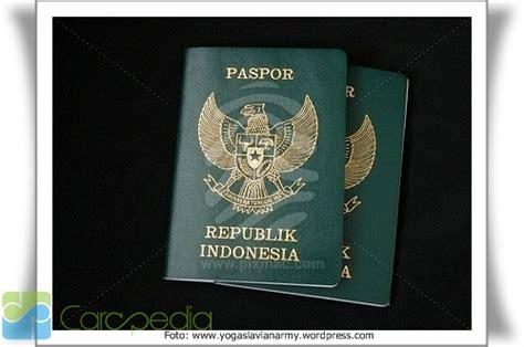pembuatan paspor online imigrasi bandung syarat pembuatan paspor imigrasi bandung