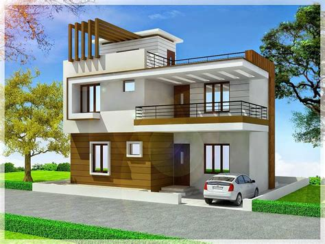duplex house front elevation designs collection with plans elevation design modern duplex home design ideas