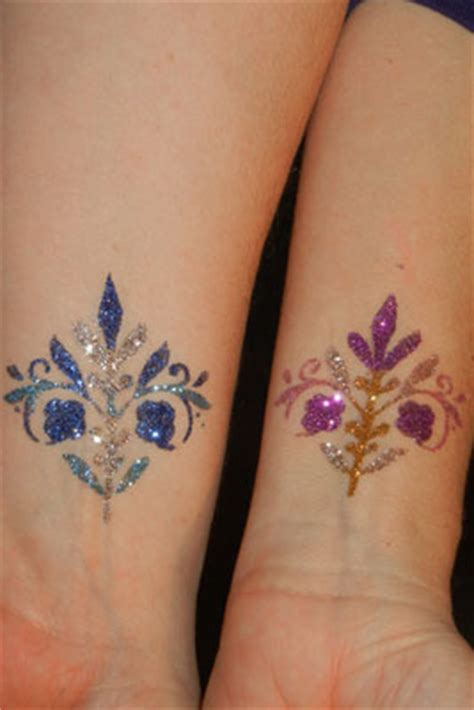 removing glitter tattoos temporary tattoos in northern virginia and dc