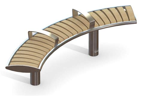 rounded bench rounded bench seating new curved seating from furnitubes