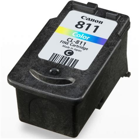Canon Ink Cartridge Cl 811 Colour canon cl811 color cartridge