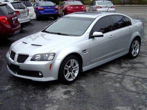 used pontiac g8 gt for sale pontiac g8 for sale carsforsale