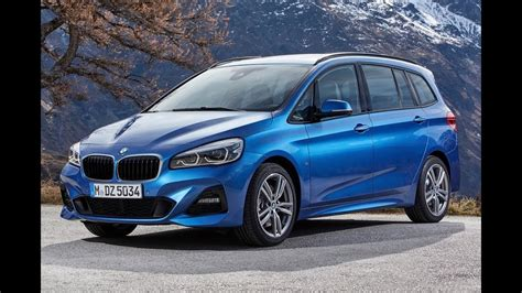 bmw  series gran tourer concept   review