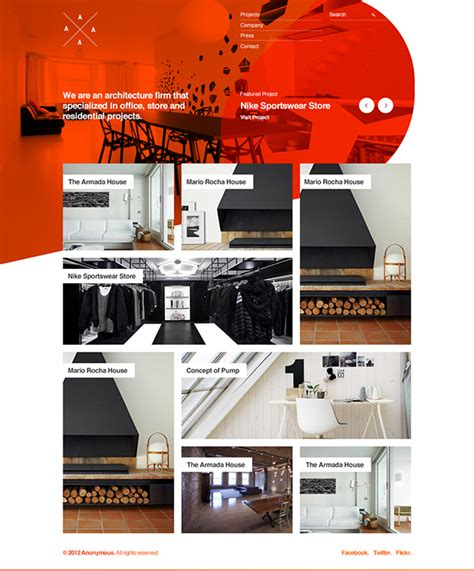 architecture design websites untitled architectural portfolio project on behance