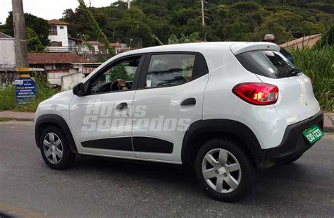 renault rio renault kwid desde julio en brasil mega autos