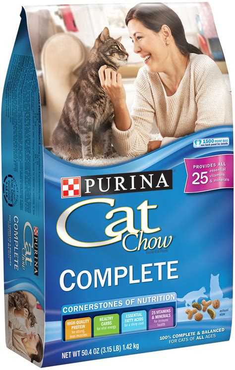 purina chow complete formula cat food purina 174 cat chow 174