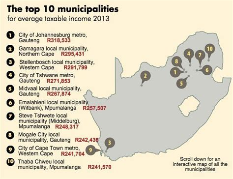how much the richest 1 of south africans earn witbank middelburg residents earn among the highest in sa witbank news