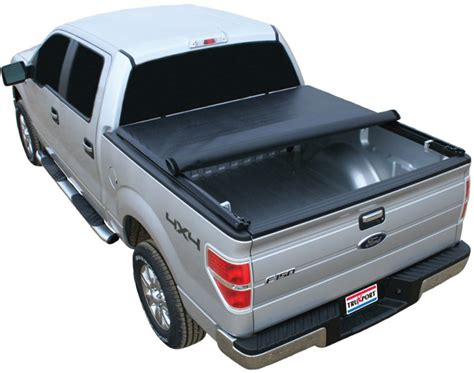 roll up truck bed covers amazon com truxedo 246601 truxport soft roll up dual