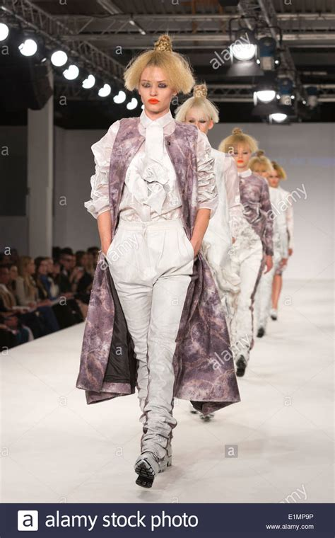 Graduate Fashion Week Coming Soon by Student Collections From Istituto Marangoni Graduate