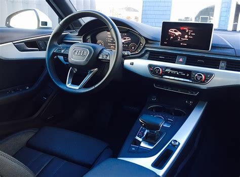Audi Allroad Interior by 2017 Audi A4 Allroad Review Available Avant Auto