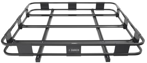 surco safari roof rack compare surco safari rack vs rhino rack roof etrailer com