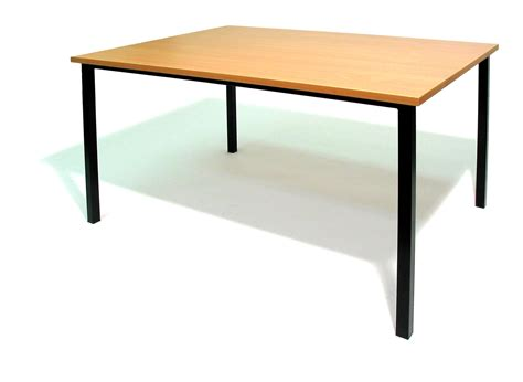 tables in schools rectangle table clipart
