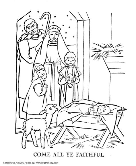bible coloring pages baby jesus religious christmas bible coloring pages baby jesus in a