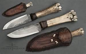 Handmade Knife Blades - custom handmade knives tomas rucker