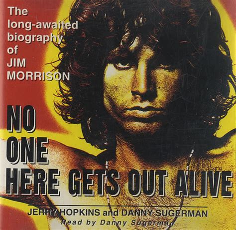 one here jim morrison no one here gets out alive usa cd album 2