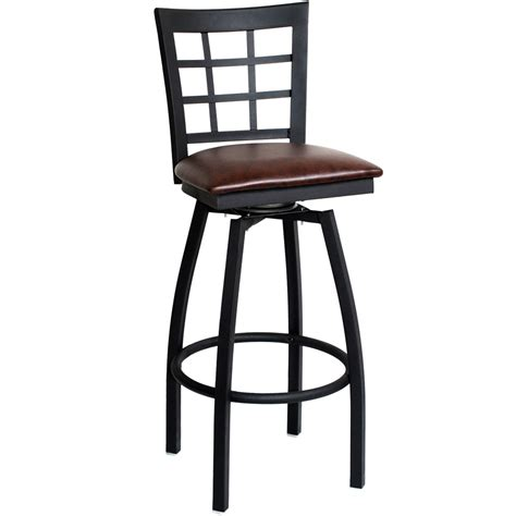 black swivel bar stools with back flash furniture - Schallisoliertes Badezimmer