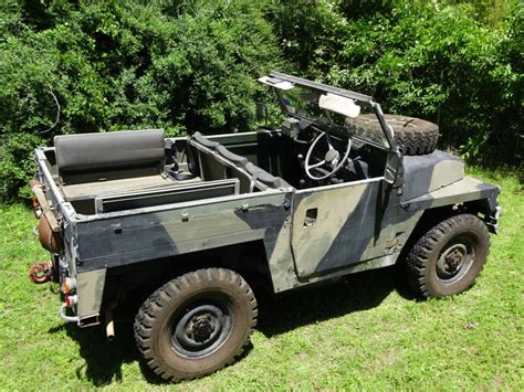 lightweight land rovers for sale 1975 land rover series iii air portable lightweight