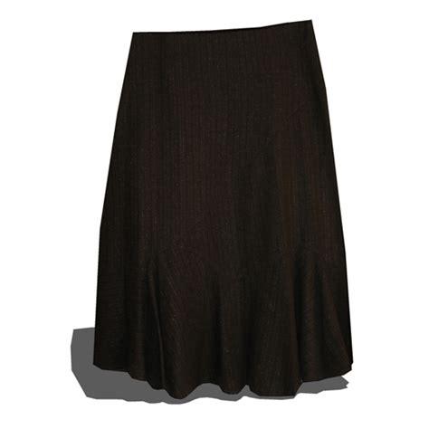 womens formal skirts 3d model formfonts 3d models textures
