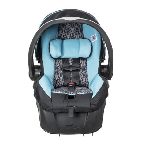 car seat travel cart evenflo evenflo journeylite travel system with embrace koi