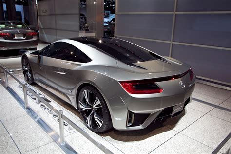 2012 acura nsx concept 2012 acura nsx concept picture 448727 car review top