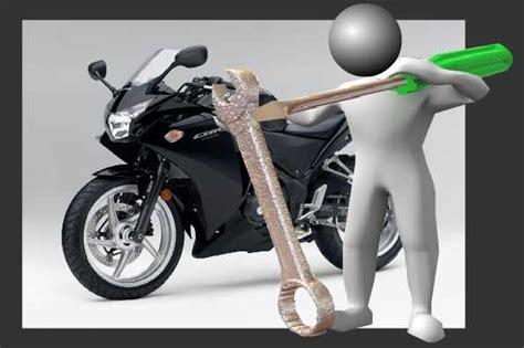 Cara Pemeriksaan Penyetelan Dan Perawatan Sepeda Motor Boentarto tips dan trik service motor dan mobil kumpulan cara merawat sepeda motor bee 4 bisnis