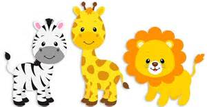 Wall Mural Kids safari zebra giraffe and lion
