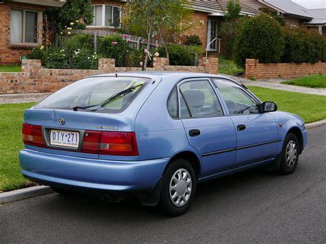 1997 Toyota Corolla Parts 1997 Toyota Corolla 5 Doors Partsopen