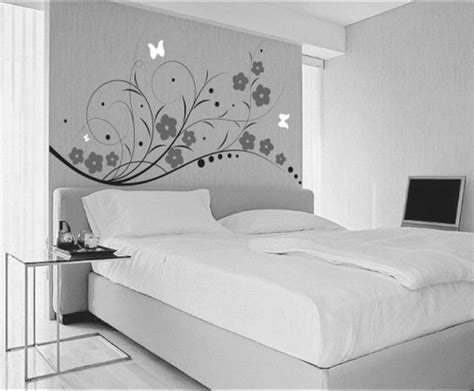 Cool Designs For Bedroom Walls Cool Ideas For Bedroom Walls Home Design Ideas