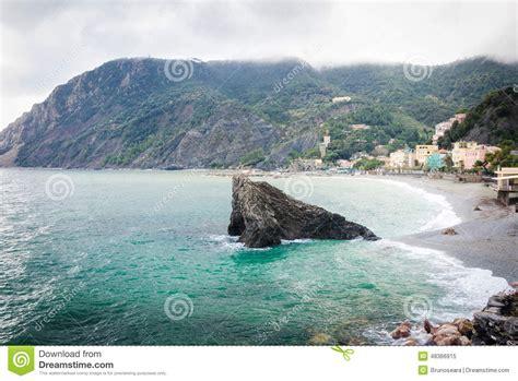 rugged pronunciation cinque terre stock photo image 48366915