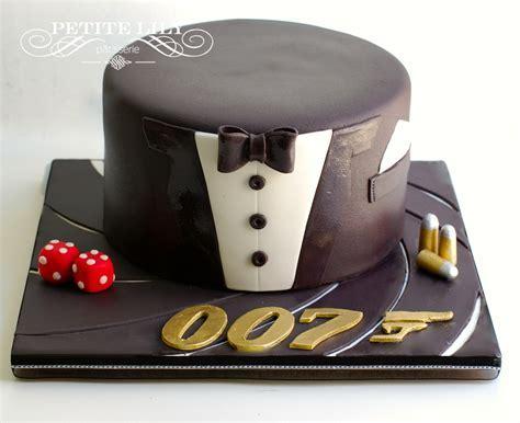 James Bond Cake / Bolo do 007   Decorated cakes / Bolos
