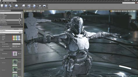 game mod unreal engine 4 unreal engine 4 shows off its tools digital trends