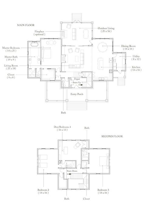 palmetto bluff floor plans 23 best images about palmetto bluff on