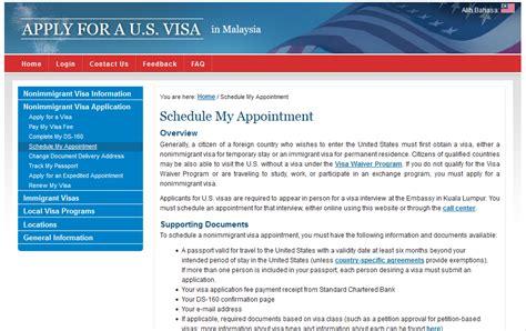 langkah2 membuat visa amerika cara mohon visa usa sweetmommystory com