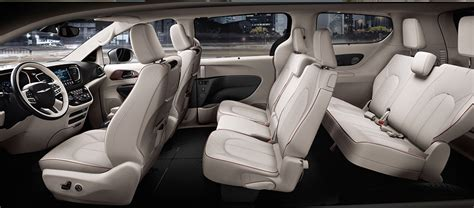 Chrysler Pacifica Interior by 2017 Chrysler Pacifica Fuel Economy Review 2017 2018