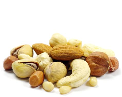 healthy fats in nuts what is a