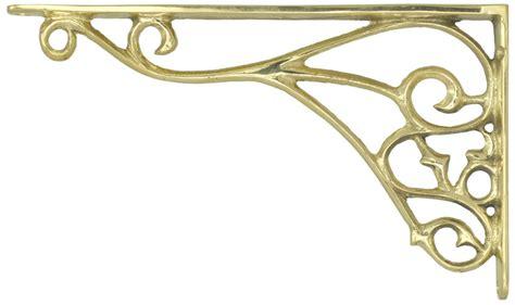 Antique Brass Shelf Brackets by Antique Brass Shelf Brackets Driverlayer Search Engine