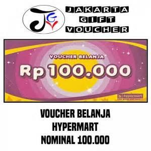 Voucher Hypermart Nominal 300 000 jakarta gift voucher ahlinya voucher belanja