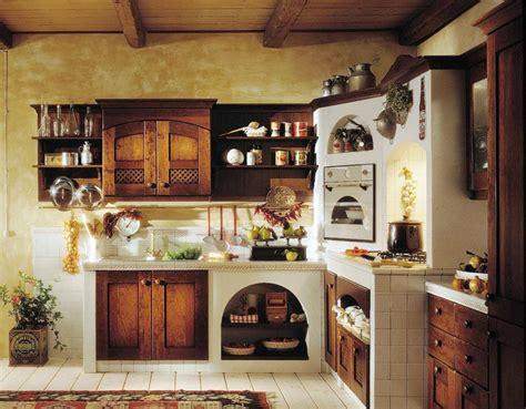 piastrelle cucina rustica cucina in muratura 70 idee per cucine moderne rustiche