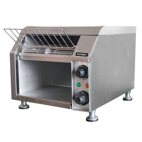 Conveyor Toaster Adcraft 300 Slices Hour Conveyor Toaster 10w Belt