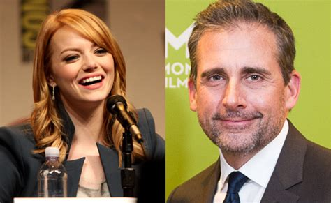 emma stone steve carell movies emma stone and steve carell to star as legendary tennis